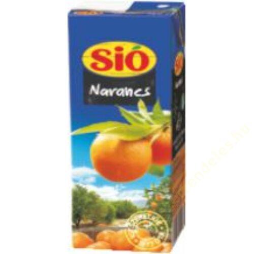Sió 0,2l Narancs    27/378/3024