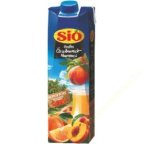 Sió 1l Öszibarack-Narancs 25%
