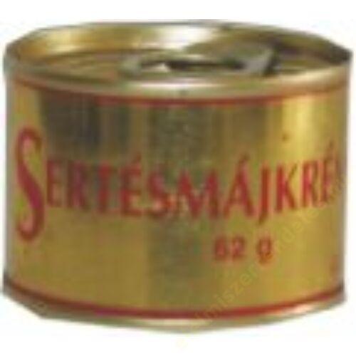 Szegedi 62g Sertésmájkrém tépözáras