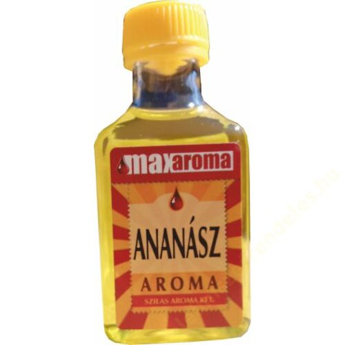 Szilas Aroma 30ml Ananász   10/20/100
