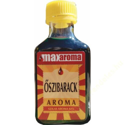 Szilas Aroma 30ml őszibarack
