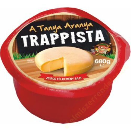 Tanya Aranya Trappista sajt 680g