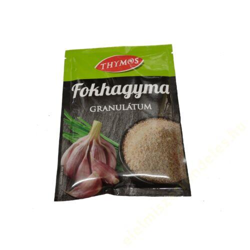 Thymos Fokhagyma granulátum 28g