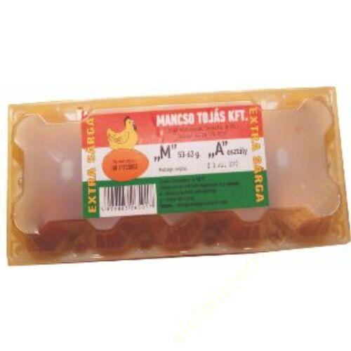 Tojás 10db Mancso (M) 53-63g