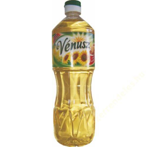 Vénusz 1 lit. Napraforgó étolaj    810/rkl