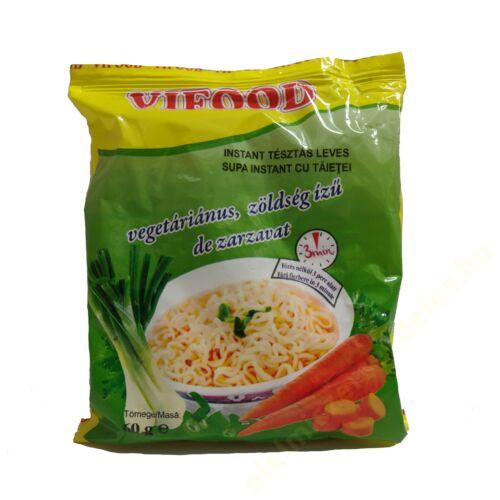 Vifood instant leves 60g Zöldség ízű