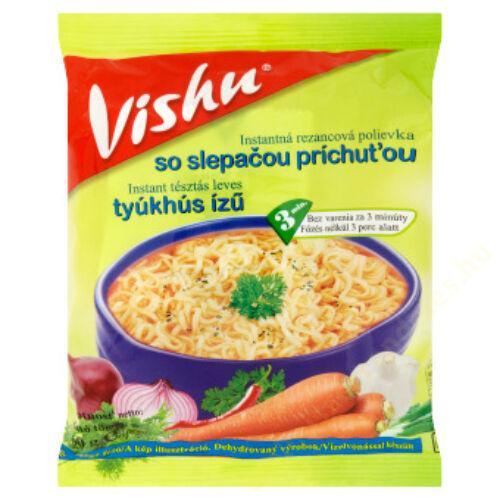 VISHU tyúkhúsos tésztás leves 60g