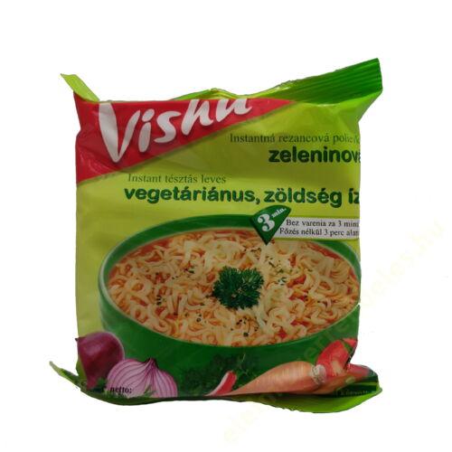 VISHU zöldséges tésztás leves 60g