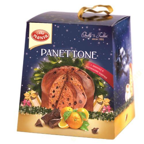 .Panettone Kuglóf 500g csokidarabos - kandírozott narancs