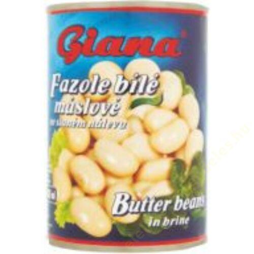 Giana Óriás fehérbab Lima paszulyb. 400g