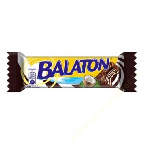 Balaton szelet 28g kókusz