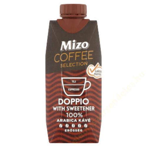 Mizo coffee selection laktózmentes Doppio 330ml