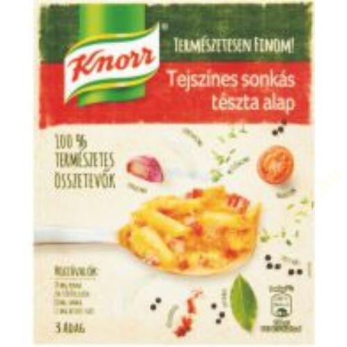 Knorr Alap 100% Tejszines-sonkás tészta 44g