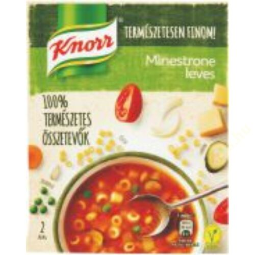 Knorr leves 100% Minestrone 57g