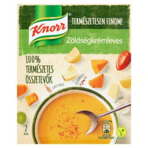 Knorr leves 100% Zöldségkrém 62g