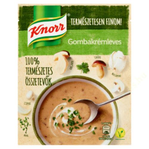 Knorr leves 100% Gombakrém 57g