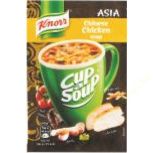 Knorr Instant Kínai Csirkeleves 12g