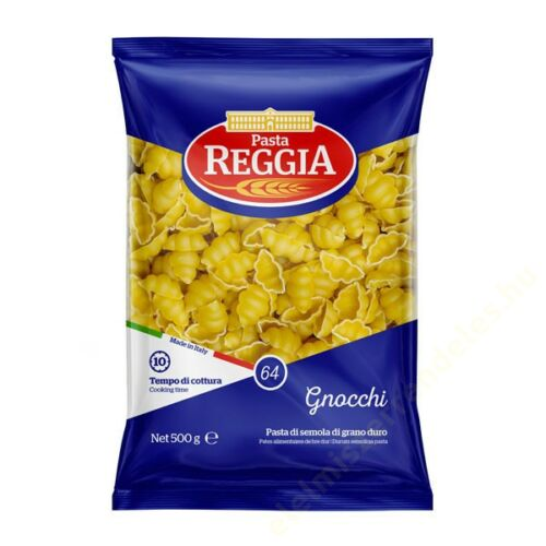 .Reggia gnocchi durumtészta 500g