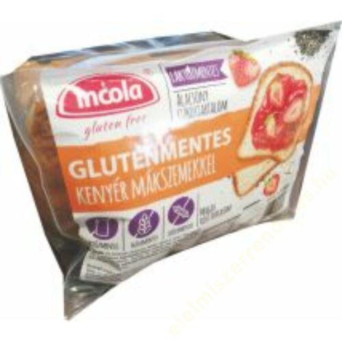 Incola Gluténmentes kenyér mákszemekkel 350g