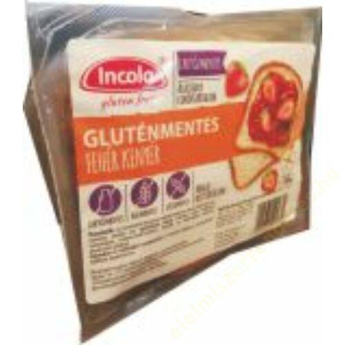 Incola Gluténmentes fehér kenyér 200g