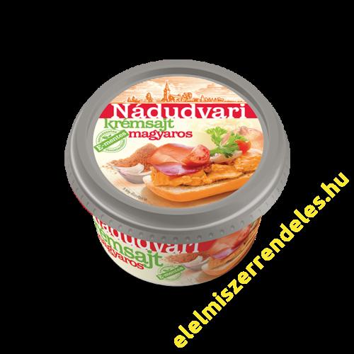 Nádudvari sajtkrém 150g magyaros