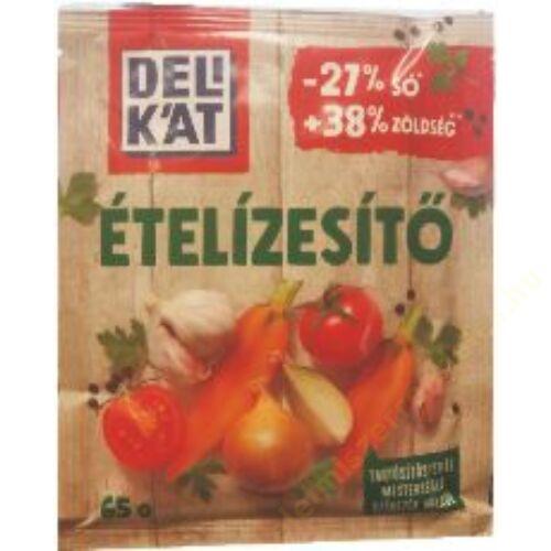 Delikát Ételizesitö 65g kevesebb sóval