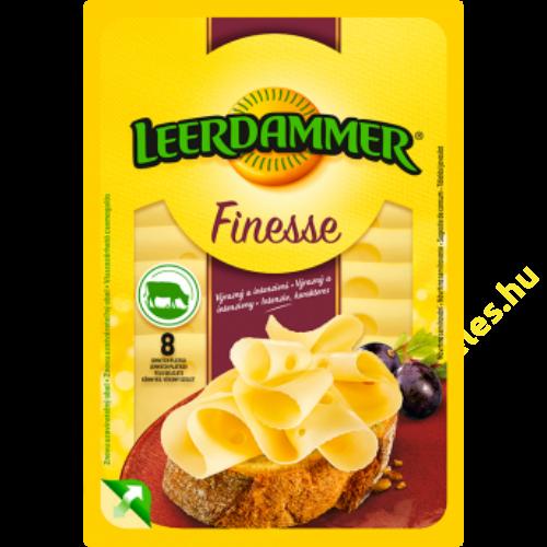 Leerdammer Finesse Caractere szeletelt sajt 80g 49%