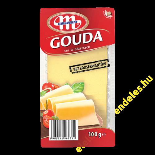 MKV Gouda sajt szeletelt 100g