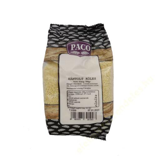 Paco Hántolt köles 500g