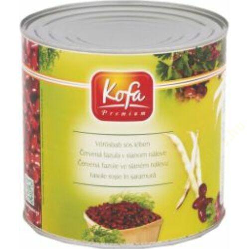 .Kofa Vörösbab (Kidney bab) sós lében 2500g/1500g