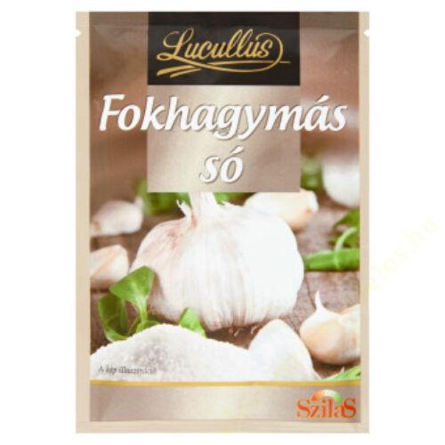 Lucullus fokhagymás só 30g