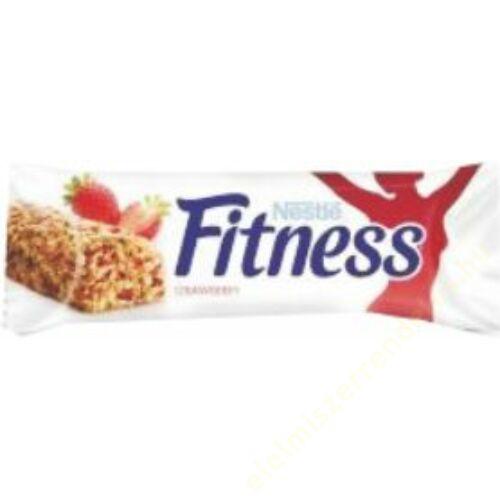 Nestlé Fitness Epres gabonapehely szelet 23,5g