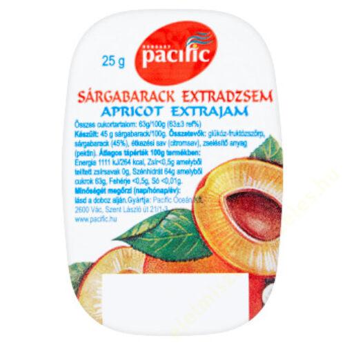 Pacific 25g Sárgabarack extra dzsem
