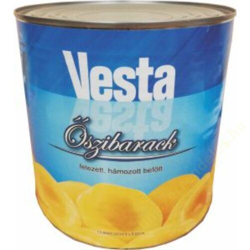 .Vesta Öszibarackbefött felezett 2500g