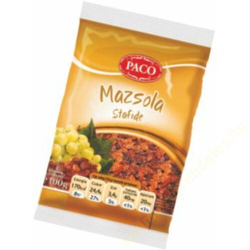 Ajándék Paco Mazsola 100g/ 4db PACO termékhez