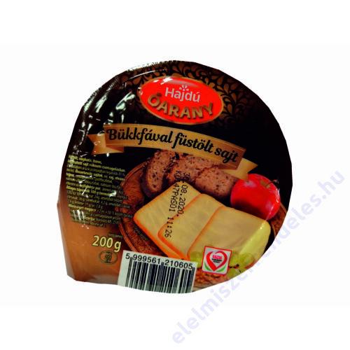 Hajdú Óarany füstölt sajt 200g