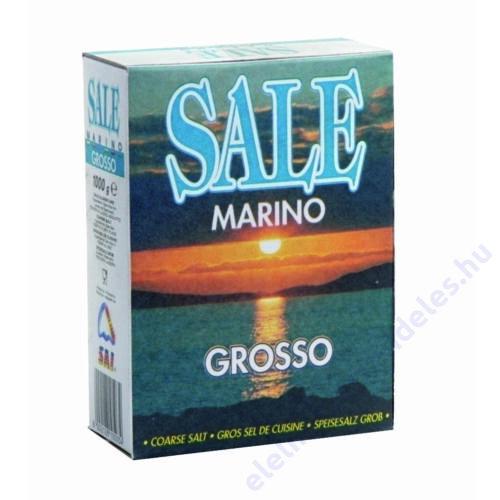 Sale Marino olasz tengeri só 1kg durva szemü