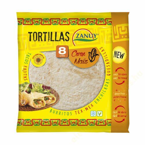 Zanuy 320g Kukorica Tortilla 20cm