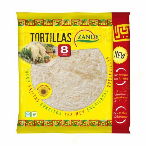 Zanuy 320g Búza Tortilla 20cm