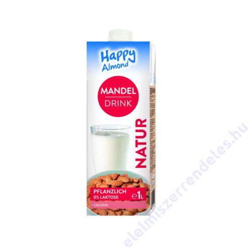 Happy Mandulaital 1l kalciummal UHT