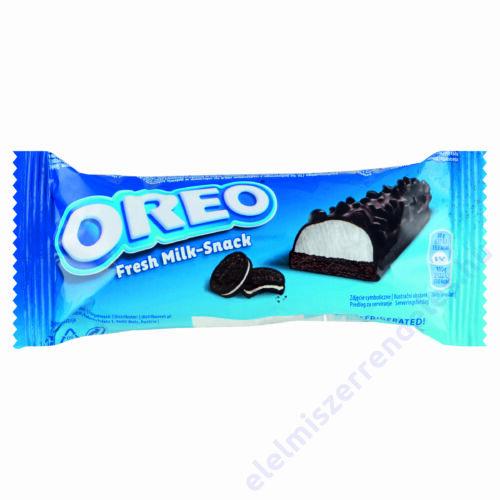 Oreo étcsokoládés tej snack 30g