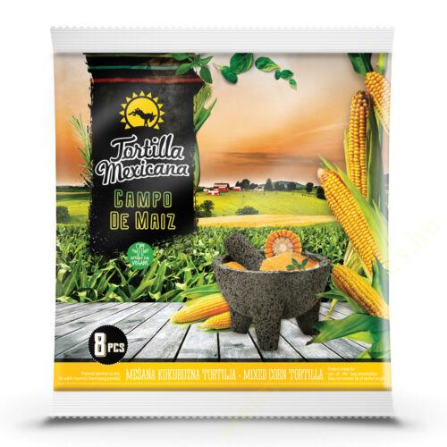 Tortilla Mexicana kukoricás tortilla 320g