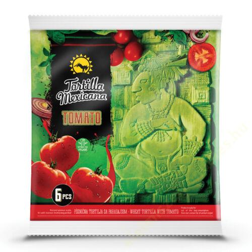 Tortilla Mexicana paradicsomos tortilla 390g