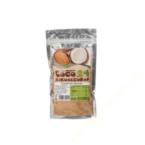 Coco24 Kókusz cukor 200g