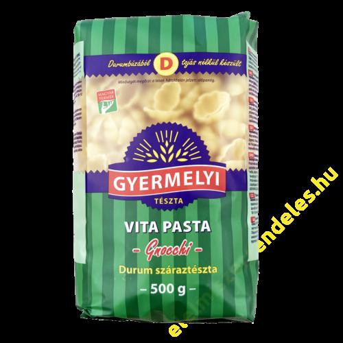Gyermelyi Vitapasta 500g Gnocchi