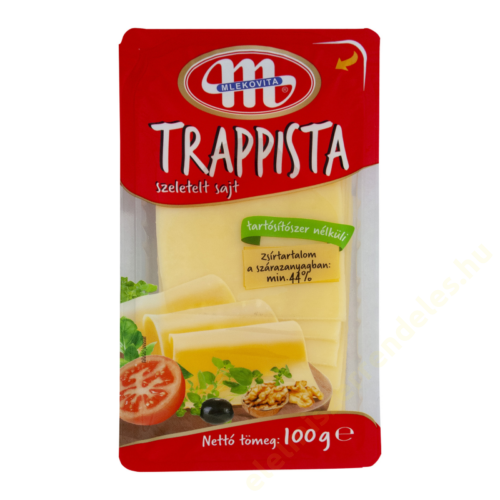 MKV Trappista saj szeletelt 100g