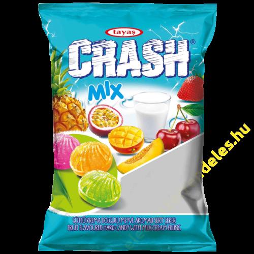 Crash Mix tejes krémmel töltött vegy.cukor 90g