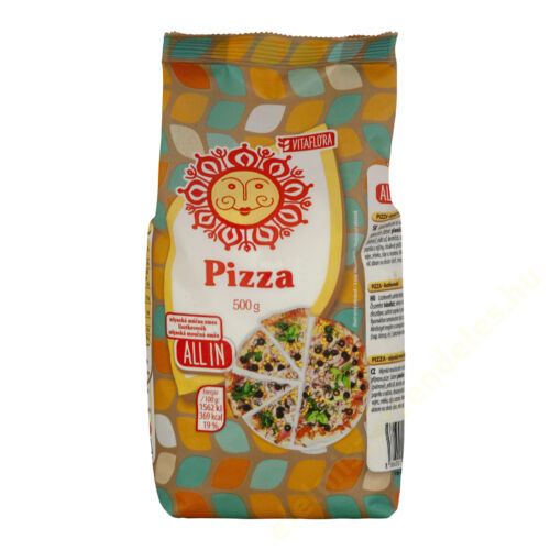 ALL IN pizza lisztkeverék 500g