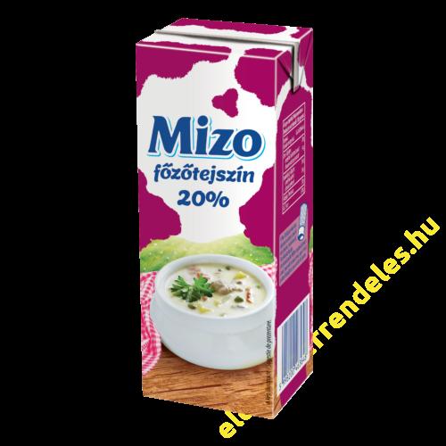 Mizo főzőtejszín 20% 200ml