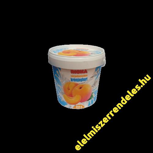 Riska krémjoghurt 850g barack